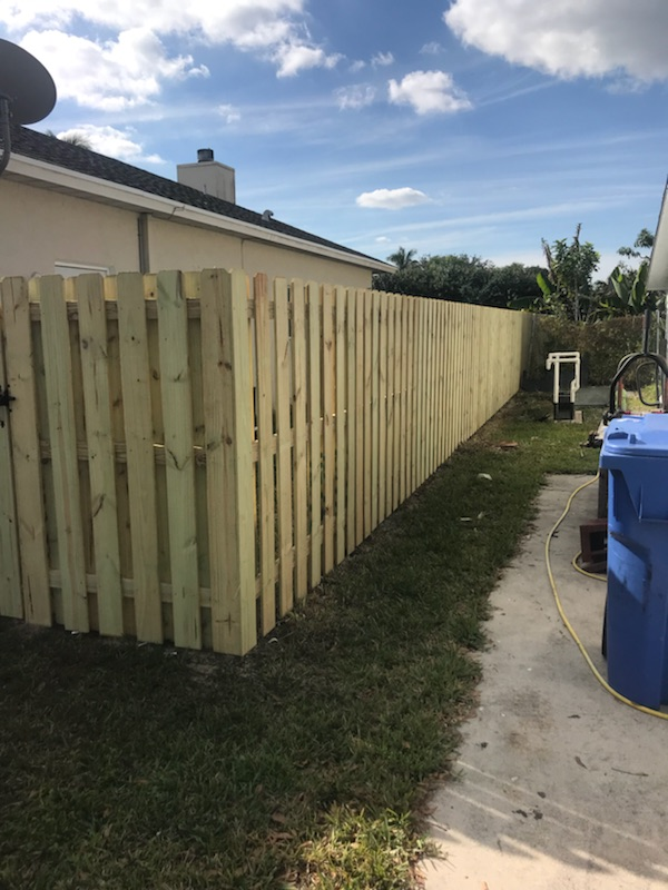 Weston best fencing company