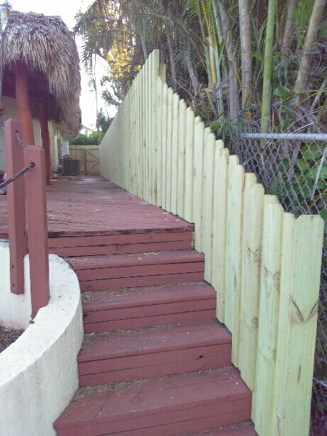 fence repair services in weston fl