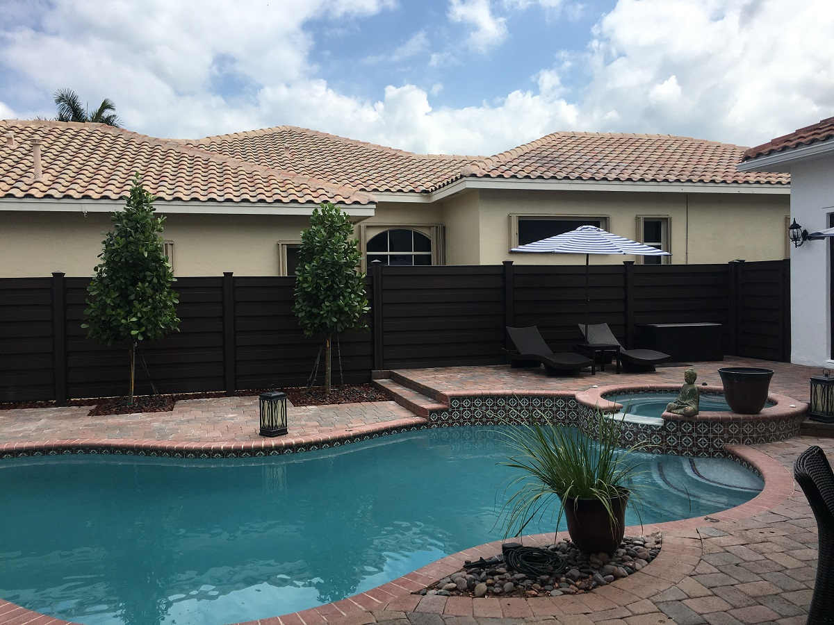 pool fence installation weston fl