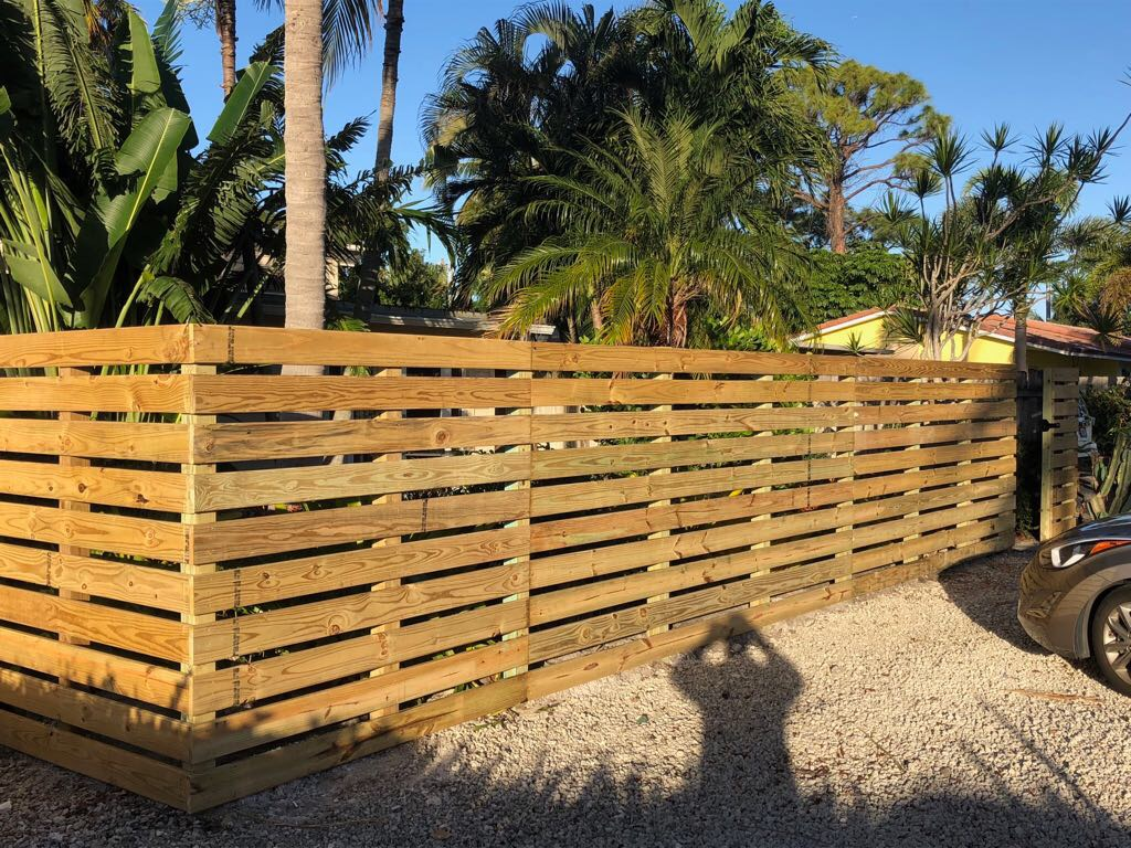 Weston best fence services